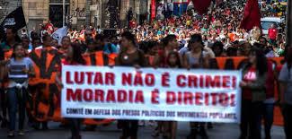 Prisão de lideranças do movimento de moradia é conluio entre promotores e policiais
