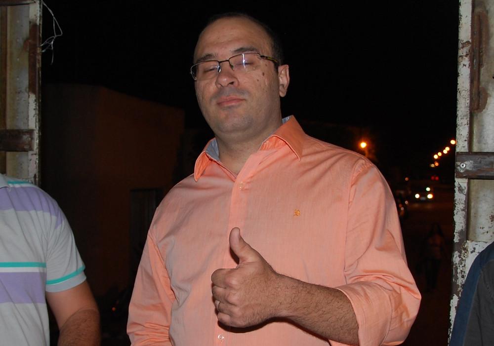 Tércio Hermínio é primo do ex-prefeito Jairo Herculano