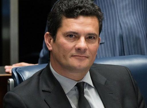 Sérgio Moro: 'Não temos vergonha em dizer que a legislação precisa ser mais dura'.
