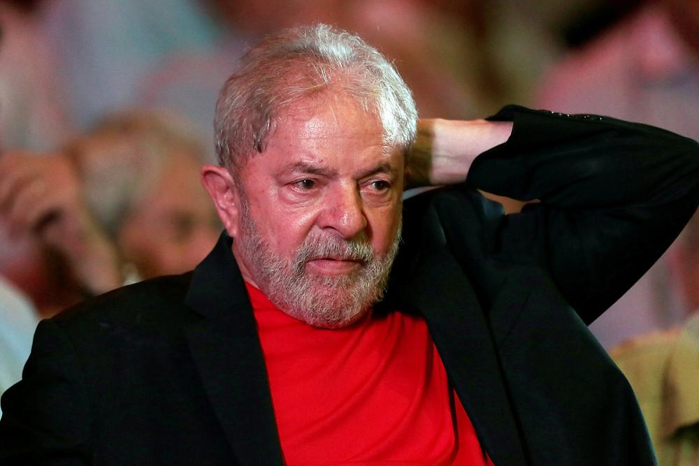 Lula atinge 60% de rejeição e é seguido por Ciro Gomes e Marina Silva