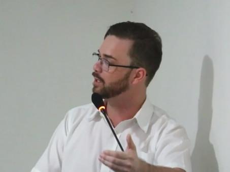 Presidente Municipal do PSL, comunica emenda de R$ 250 mil, do Deputado Julian Lemos para a Saúde