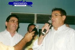 Discurso do vice-prefeito Fernando