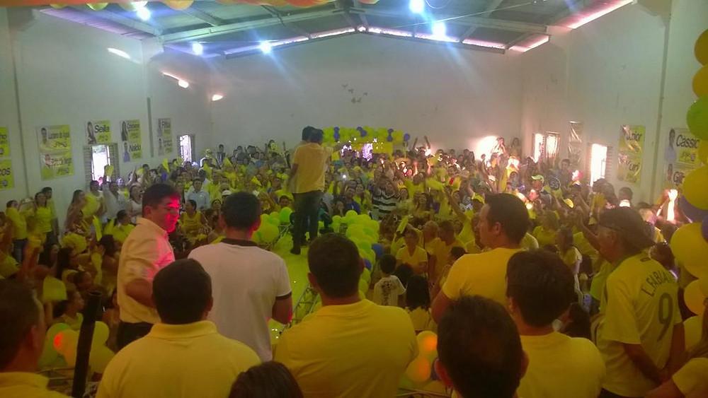 AME: Alegria, Mutidão e Emoção são as marcas da Convenção do PSD/55 em Montadas