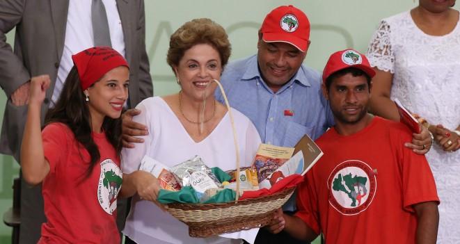 O Governo Dilma foi o que menos colocou a Reforma Agrária em prática