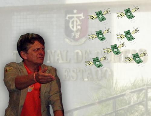 Tribunal de Contas Multa o prefeito Jairo Herculano por não cumprir Lei de Transparência Pública