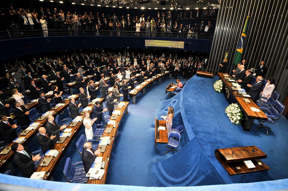 Câmara deu prosseguimento ao processo de Impeachment. Saiba como será no Senado!