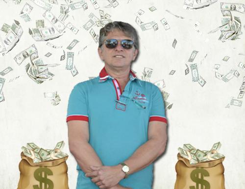 Prefeito de Montadas parcelou multa junto ao TCE, mas não pagou. Agora a Corte quer quitação total