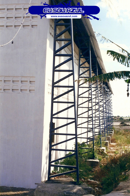 Parte externa: lateral direita