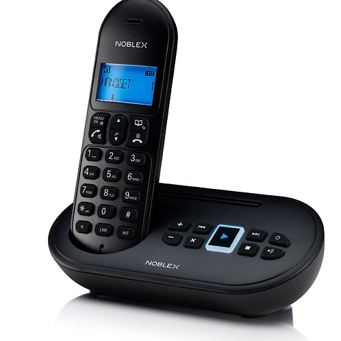 Telefono Inalambrico Noblex Ndt 4500 Contestador Caller Id