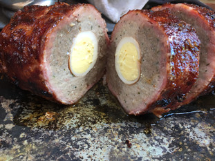 The Dirty Scotch Egg Meaten-Moinkburg...or something.