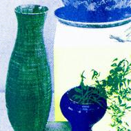 Blumenfenster II