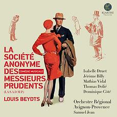 Dominique Côté, baryton, Louis Beydts, Orchestre Avignon Provence