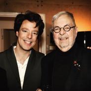 Avec l'auteur Michel Tremblay, Nelligan, TNM