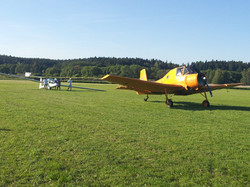 Two seater Zbraslavice