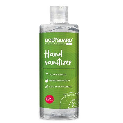 Bodyguard Alcohol Based Hand Sanitizer (500 ML)