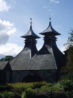 Distillery Chimneys