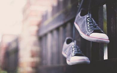 sneakers with homeless youth statistic t