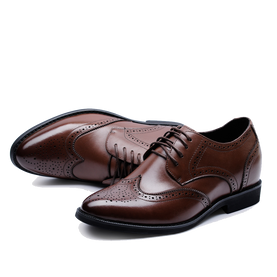 bullock carved leather shoes business ca