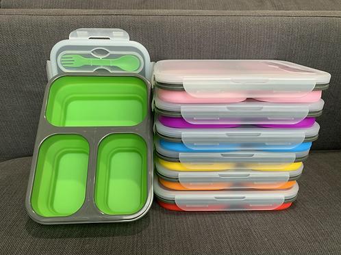 Bento Box - 3 Compartments