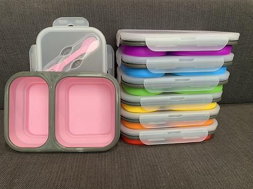 Bento box - 2 compartments