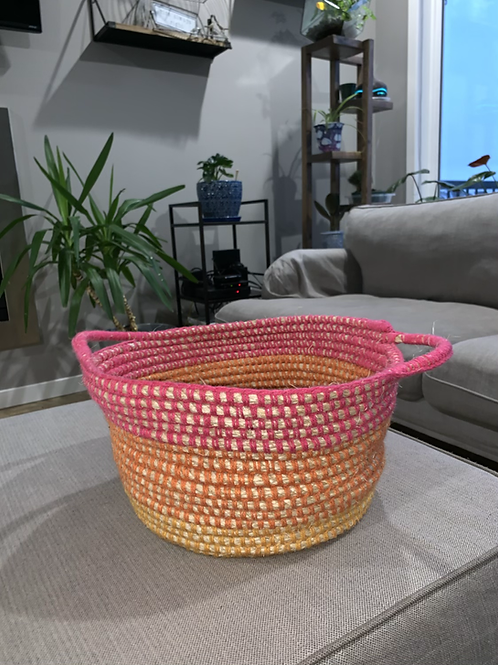 Crochet Basket