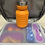 Thumbnail: Collapsible Silicone Water Bottle 550ml