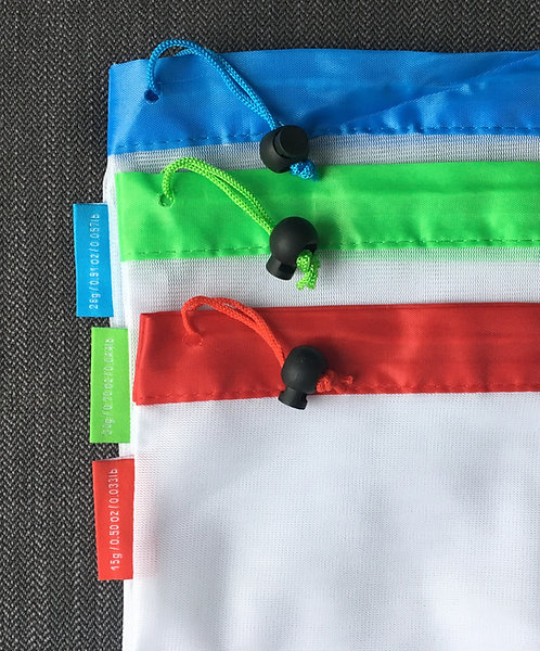 Polyester-Fabric Mesh Bags