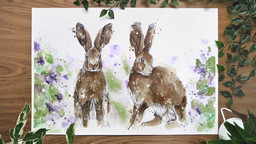 Hares (Two by Two series)