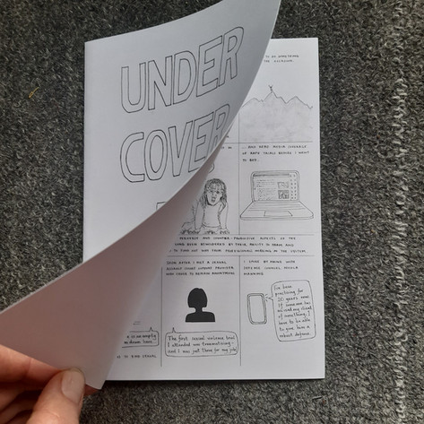 Undercover II: The power and the responsibility