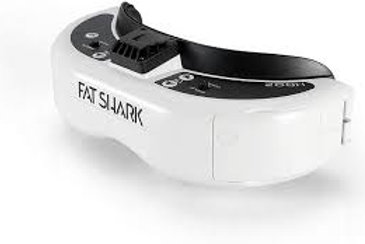 Fat Shark Dominator HDO2 OLED FPV Goggles with 2 18650 Batteries