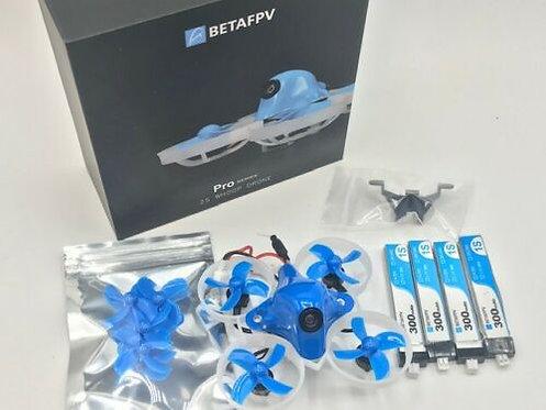 Beta65 pro 2 brushless (4 batteries + 4 propellers)