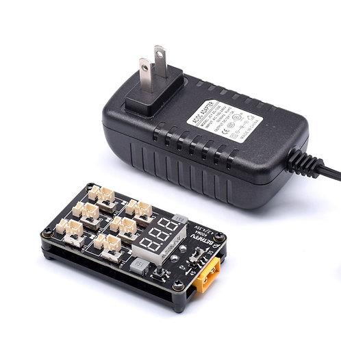 1s Multi Charger + Wall Adapter Charger