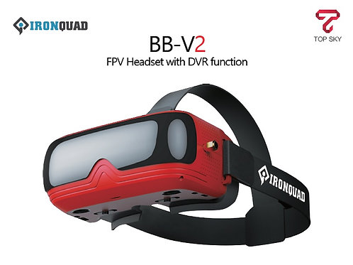 BB-V2 FPV goggles w/ DVR function