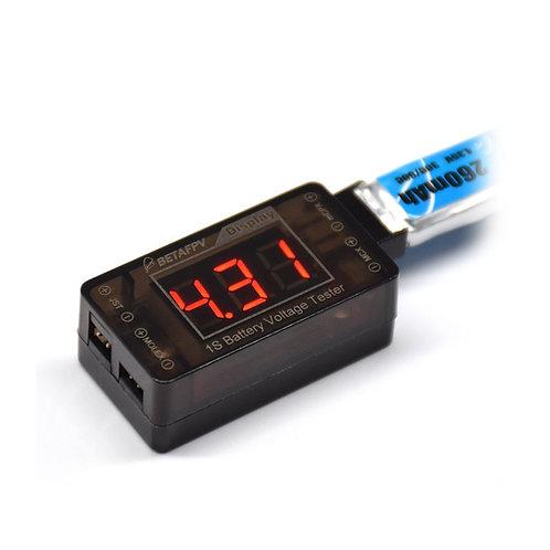 1s Battery Voltage Checker