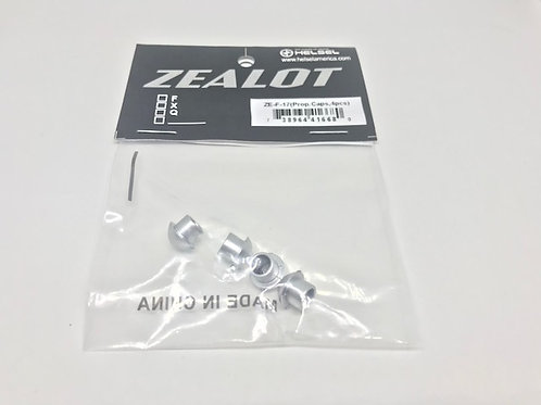 Propeller Caps (4pcs) for Zealot F & Zealot X