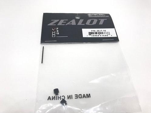 Zealot X & Zealot F small gear for Motor (2pcs)