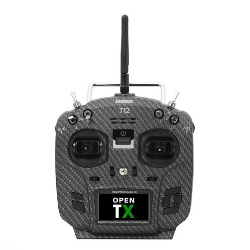 Jumper T12 Pro JP4-in-1 Multi Protocol RF Module  + 18650 2 batteries + Charger