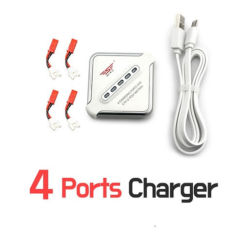 """(D) Multi USB Charger """"A"""""""