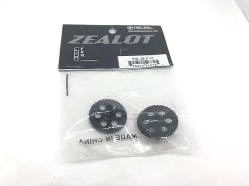 Zealot F Gear (2PCS)