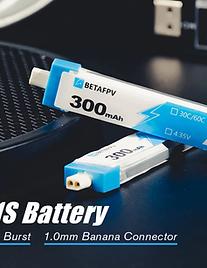 BT 2.0 300mah battery
