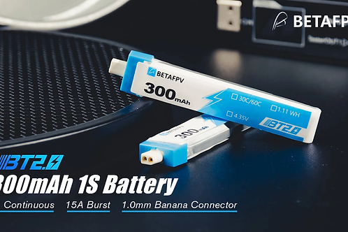 BT 2.0 300mah battery