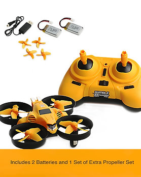 BumbleB Whoop Pro including two batteries