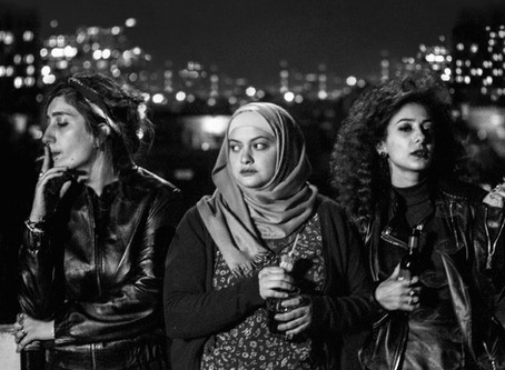 Catching Up With Director Maysaloun Hamoud Who Shows How Powerful And Influential Cinema Can Be