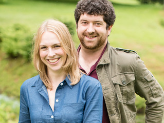 Engagement day - Stourhead Gardens, Wiltshire with Jennifer & Russell