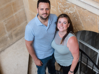 Engagement Day - Basildon Park, Lower Basildon with Natalie & Stephen