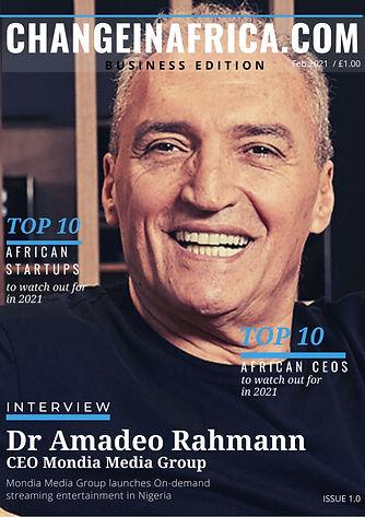 Konect Science & Technology Magazine Cov