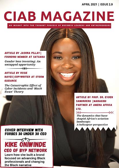 CIAB Magazine Issue 2.0