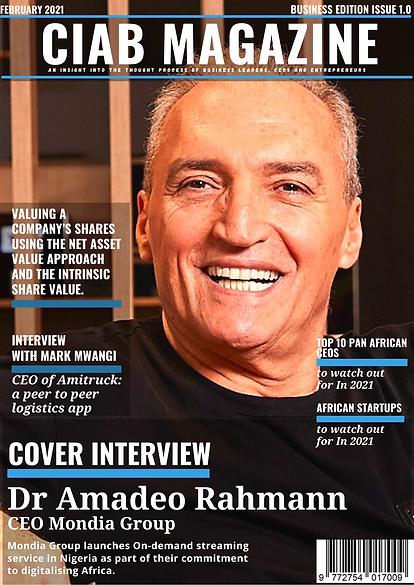 CIAB Magazine Issue 1.0