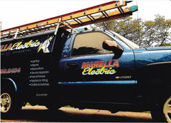 mARELLA ELECTRIC TRUCK