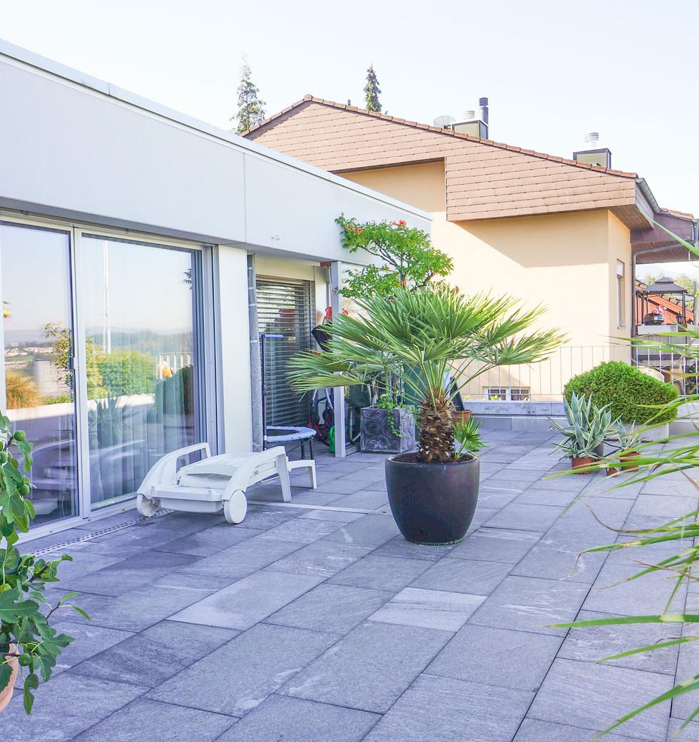 Verkauf Terrassenwohnung Dierikon